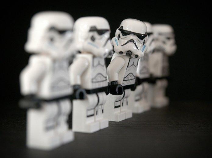 stormtroopers de star war