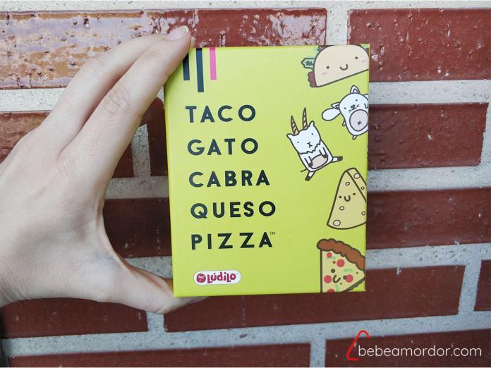 tamaño portable juego Taco