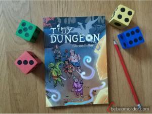 juego de rol Tiny Dungeon pdf gratis