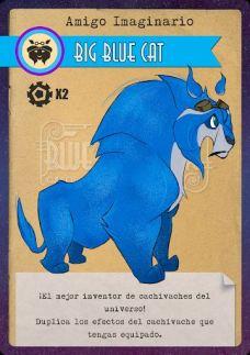 amigo imaginario blue