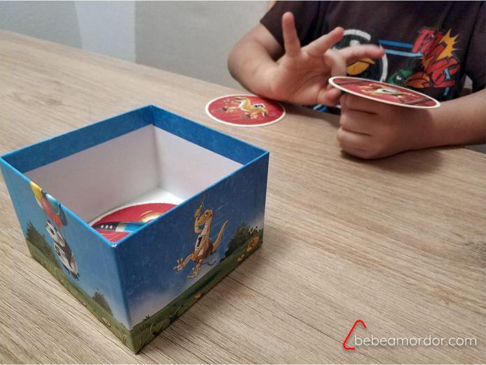 Poc! ficha pedagógica juego de mesa.