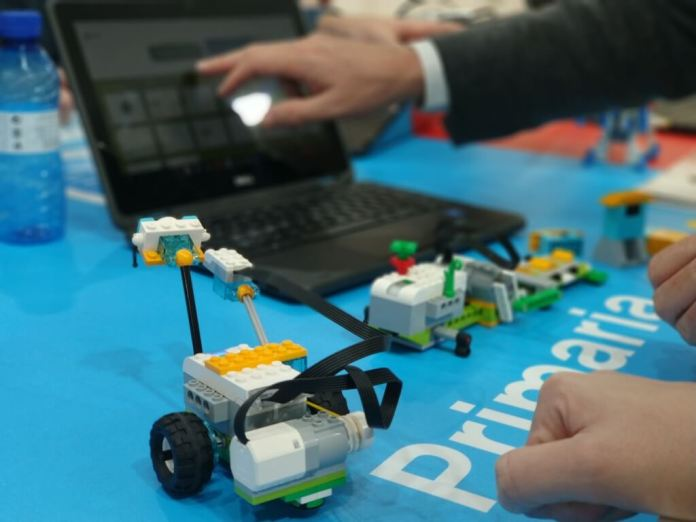 Lego WeDo Education 2.0 en Feria SIMO