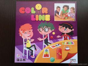 portada caja Color Line