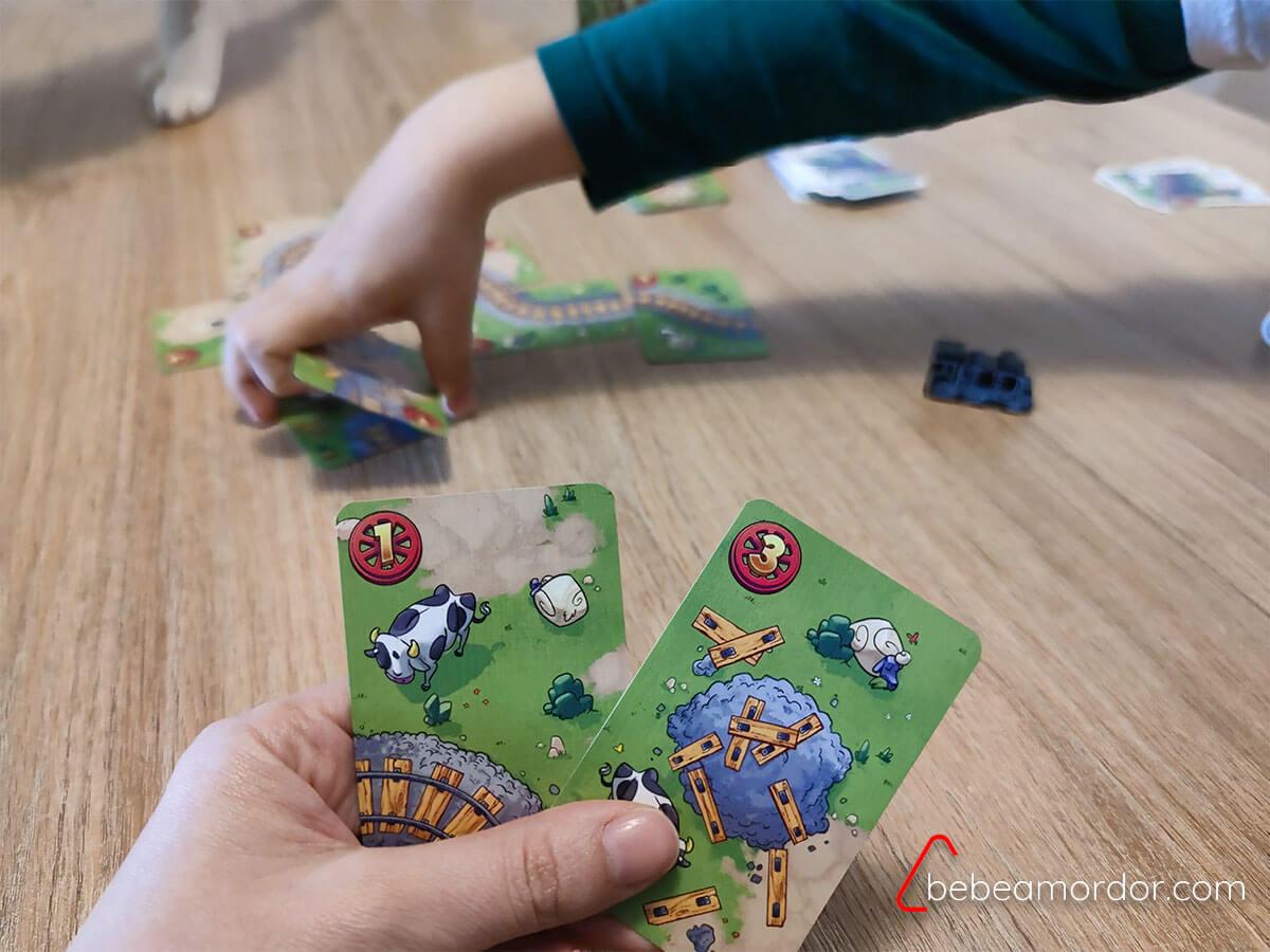 caja Lok'n'Roll juego de mesa de trenes