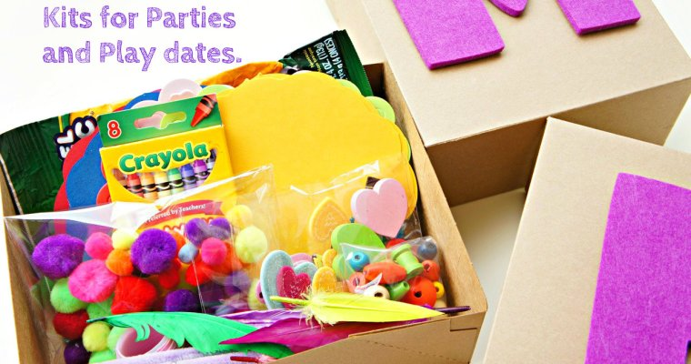 DIY Arts and Crafts Kits for Kids