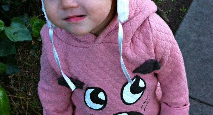 10 Random Things My 2 Year Old is All of a Sudden Scared Of…