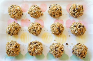 The perfect Healthy Granola Bites