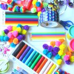 Easy, Accessible and Effective Way to Organize Kids Arts and Crafts to Get your Kids Creative