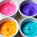 Easy 3 Ingredient Homemade Puffy Paint