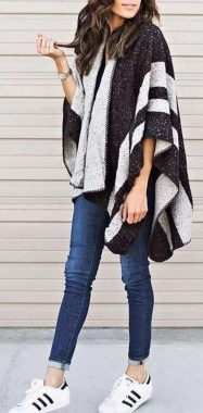 Casual And Stylish Fall School Outfits Ideas For Teens 07