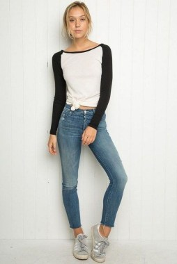 Casual And Stylish Fall School Outfits Ideas For Teens 09