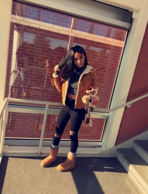 Casual And Stylish Fall School Outfits Ideas For Teens 10