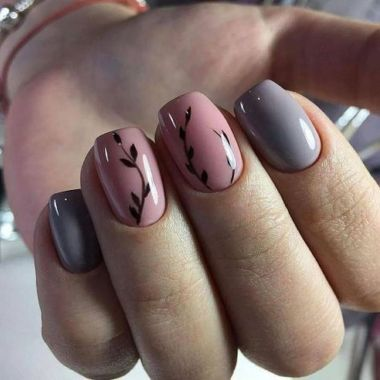 Cute Spring Nail Design Ideas With Bright Colour 11 2