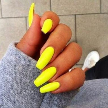Cute Spring Nail Design Ideas With Bright Colour 29 2