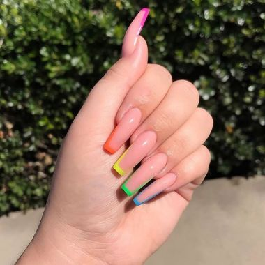 Best Acrylic Spring Nail Designs Trending 2020 06