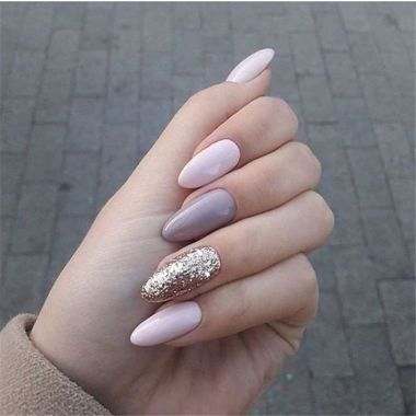 Best Acrylic Spring Nail Designs Trending 2020 19