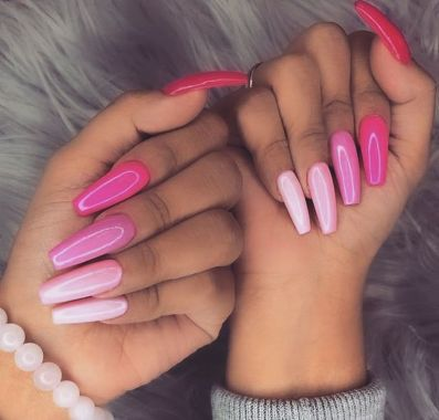 Best Acrylic Spring Nail Designs Trending 2020 25