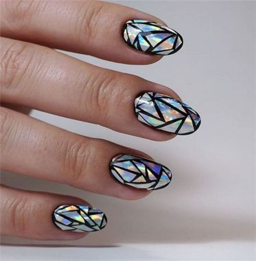 Best Acrylic Spring Nail Designs Trending 2020 33