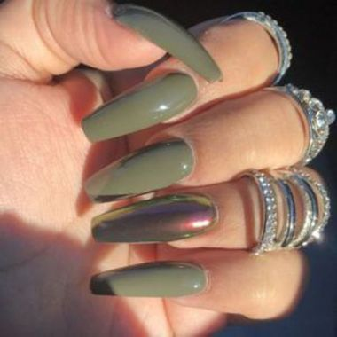 Best Acrylic Spring Nail Designs Trending 2020 49