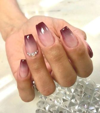 Best Acrylic Spring Nail Designs Trending In 2020 17