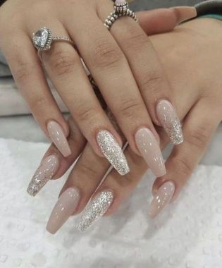 Best Acrylic Spring Nail Designs Trending In 2020 29