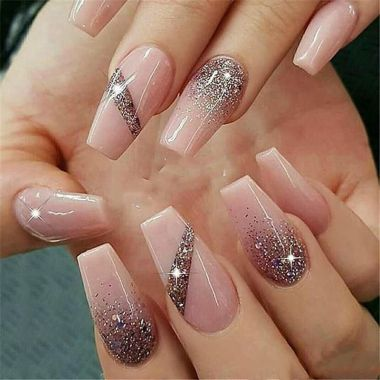 Best Acrylic Spring Nail Designs Trending In 2020 48