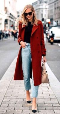 Casual Chic Women Outfits For Winter To Look Good 03