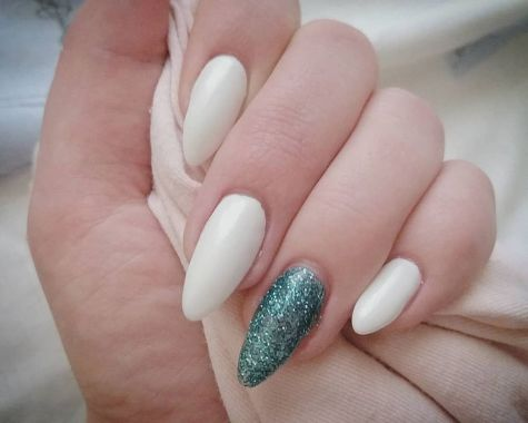 Cute Summer Nail Almond Design And Colours 01 1