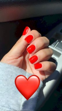 Cute Summer Nail Almond Design And Colours 16