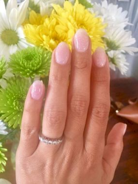 Cute Summer Nail Almond Design And Colours 20