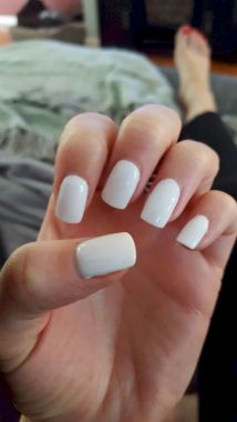 Cute Summer Nail Almond Design And Colours 22