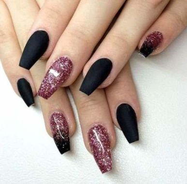 Cute Summer Nail Almond Design And Colours 47