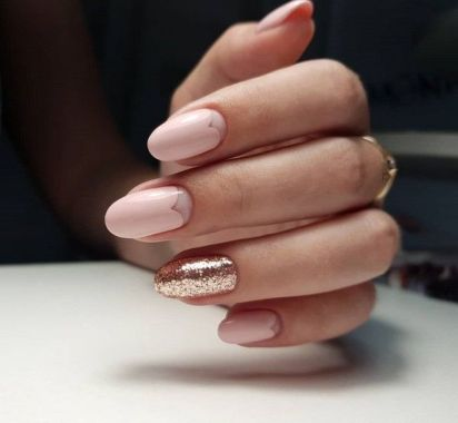 Cute And Chic Nail Design Ideas For Brides 02