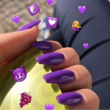Pretty Acrylic Nails Ideas To Perfect Your Styles 02 2