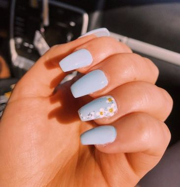 Pretty Acrylic Nails Ideas To Perfect Your Styles 03 1