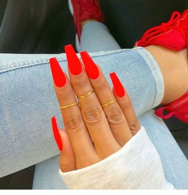 Pretty Acrylic Nails Ideas To Perfect Your Styles 10 1