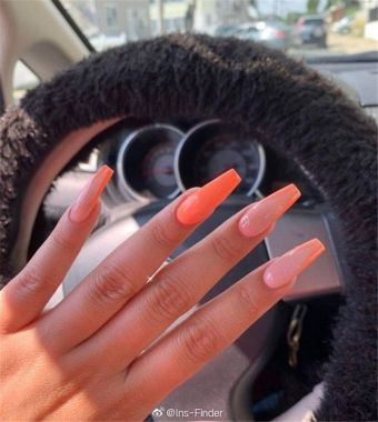 Pretty Acrylic Nails Ideas To Perfect Your Styles 22 1