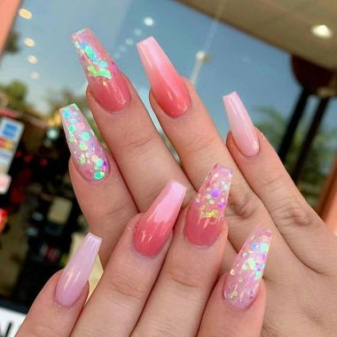 Pretty Acrylic Nails Ideas To Perfect Your Styles 28 1