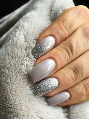 Pretty Acrylic Nails Ideas To Perfect Your Styles 45