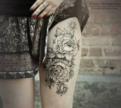 Amazing Butterfly Tattoo Designs And Placement Ideas For Women 24