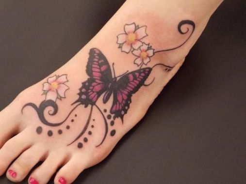 Amazing Butterfly Tattoo Designs And Placement Ideas For Women 47