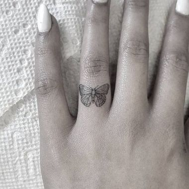 Awesome Butterfly Tattoo Design Ideas For Women 13