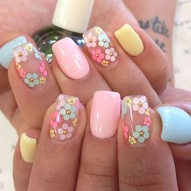 Best Spring Nail Designs That Will Make You Glow This Spring 08