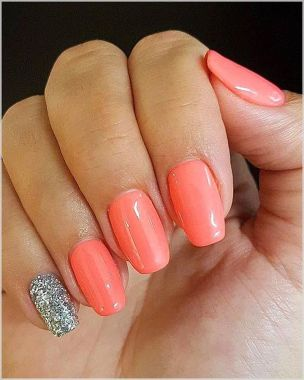 Best Spring Nail Designs That Will Make You Glow This Spring 25