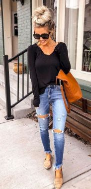 Casual Spring Outfits For Women Look Cute 02 1
