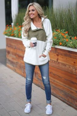 Casual Spring Outfits For Women Look Cute 12 1