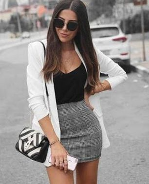 Casual Spring Outfits For Women To Look Cute 14