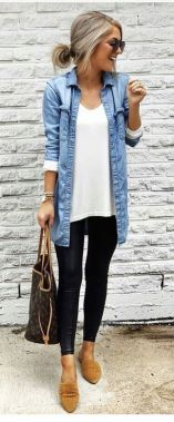 Casual Spring Outfits For Women To Look Cute 38