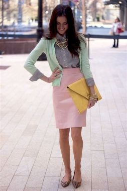 Inspiring Office Work Outfits Ideas To Wear This Spring 21