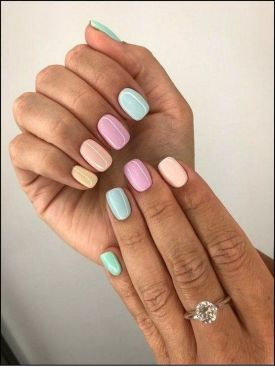 Populariest Summer Nail Colors Of 2020 07